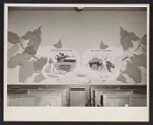 view A Dorr Bothwell mural in Manning's Coffee Restaurant digital asset number 1