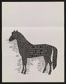 view Ray Johnson mail art to David Bourdon digital asset number 1