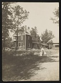 view Photograph of Abbott Handerson Thayer's house in Dublin, New Hampshire digital asset number 1