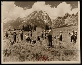 view Teton Artists' Associated outdoor class digital asset number 1