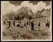 view Teton Artists' Associated outdoor class digital asset number 1