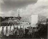 view UNESCO Headquarters in Paris. Marcel Breuer and Bernard Zehrfuss, Architects; Pier Luigi Nervi, Structural Engineer digital asset number 1