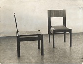 view Side chair designed by Marcel Breuer digital asset number 1