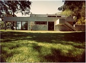 view Koerfer House, Moscia, Tessin, Switzerland. Marcel Breuer and Herbert Beckhard, architects digital asset number 1