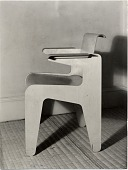 view Isokon Chair with arms digital asset number 1