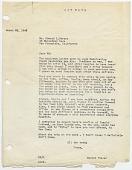 view Marcel Breuer to Edward Larrabe Barnes digital asset: page 1
