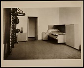 view An interior view of the Piscator apartment designed by Marcel Breuer in Berlin, Germany digital asset number 1