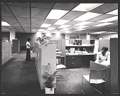 view Interior view of the Department of Health, Education, and Welfare Headquarters, Hubert H. Humphrey Building digital asset number 1