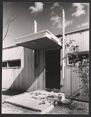 view Stillman House I, detail of front door digital asset number 1