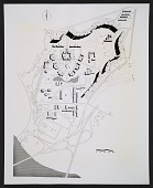 """view The site plan for the Bayonne, France """"Zone Designated for Priority Urbanization"""" project digital asset number 1"""