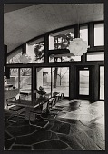 view An interior view of Geller House II in Lawrence, New York (on Long Island) digital asset number 1