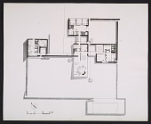 view Plans for the Ustinov House in Vevey, Switzerland digital asset number 1