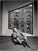 view Marcel Breuer in the Whitney Museum of American Art digital asset number 1