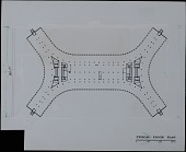 view Typical floor plan of the Housing and Urban Development Building in Washington, D.C. digital asset number 1