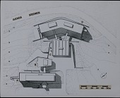 view Site plan for New York University, Bronx Campus, Bronx, New York digital asset number 1