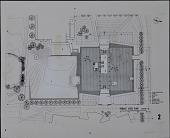 view Terrace level plan for Campus Center at the University of Massachusetts, Amherst, Massachusetts digital asset number 1