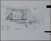 view Site Plan for Olgiata Parish Church, Rome, Italy digital asset number 1