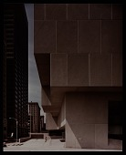 view Exterior photograph of Atlanta Central Library digital asset number 1