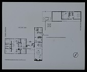 view Plan for Geller House in Lawrence, Long Island, New York digital asset number 1