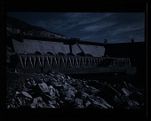 view Exterior photograph of Grand Coulee Dam, Columbia River Basin Project, Grand Coulee, Washington digital asset number 1