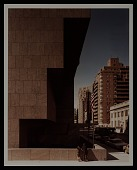 view Exterior photograph of Whitney Museum of American Art, New York digital asset number 1