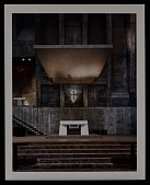view Interior photograph of St. Frances de Sales Church in Muskegon, Michigan digital asset number 1