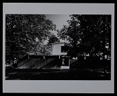 view Exterior photograph of Geller House II in Lawrence, New York digital asset number 1