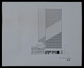 view Rendering of Bank and Office Building of the Cleveland Trust Company, Cleveland, Ohio digital asset number 1
