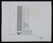 view Euclid Avenue and East 9th Street elevations, Cleveland Trust Company digital asset number 1