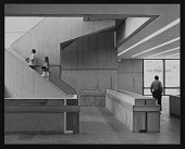 view Interior photograph of Atlanta Central Library digital asset number 1