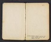 view James Britton diary, vol. XXVI digital asset: pages 1