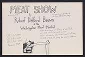 view Robert Delford Brown papers, 1964-2009 digital asset number 1