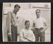 view Richard Diebenkorn, Paul Wonner, and William Theo Brown at Berkeley digital asset number 1