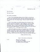 view Edward Bruce letter to Franklin D. (Franklin Delano) Roosevelt digital asset number 1