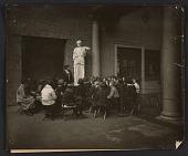 view Mary H. Buehr teaching art class digital asset number 1