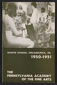 view The Pennsylvania Academy of the Fine Arts winter school brochure digital asset: cover