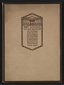 view Catalog of the Art School of the Art Institute of Chicago digital asset: cover