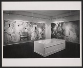 view View of the Martha Edelheit exhibition at the Bryon Gallery digital asset number 1
