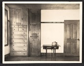 view Photograph of shaker room in Hancock, Mass. digital asset number 1