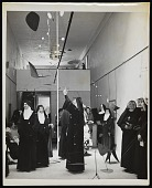 view Installation view of an Alexander Calder exhibition at the Frank Perls Gallery digital asset number 1