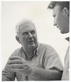 view Alexander Calder in conversation with Alejandro Otero digital asset number 1