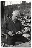 view Alexander Calder cutting metal digital asset number 1