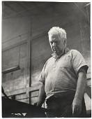 view Oral history interview with Alexander Calder, 1971 October 26 digital asset number 1