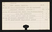 view Catalog card for Cecilia Beaux digital asset number 1