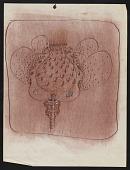 view Sketch of a flowering plant digital asset number 1