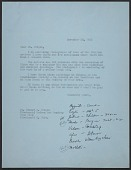 view Catherine Viviano letter to Edward H. Dwight, Cincinnati, Ohio digital asset number 1