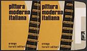 view Mailer advertisement for the book <em>Pittura Moderna Italiana</em> (<em>Modern Italian Painting</em>) from Orengo Turati Editori digital asset number 1
