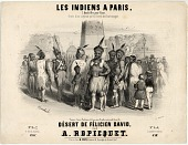 view 'Les Indiens a Paris' digital asset number 1
