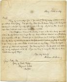 view William H. Seward, Albany, N.Y. to George Catlin digital asset number 1