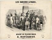 view Les Indiens a Paris digital asset number 1